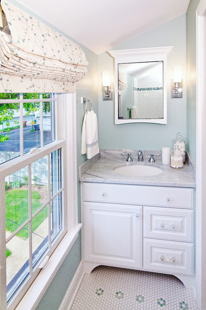 Cape cod bathroom remodel traditional minneapolis by for Cape cod remodel ideas