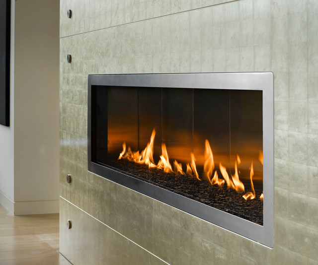 True Custom Linear Burner Contemporary Indoor  : contemporary indoor fireplaces from www.houzz.com size 640 x 534 jpeg 76kB