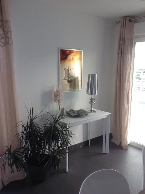 Appartement contemporain chaleureux Bastia