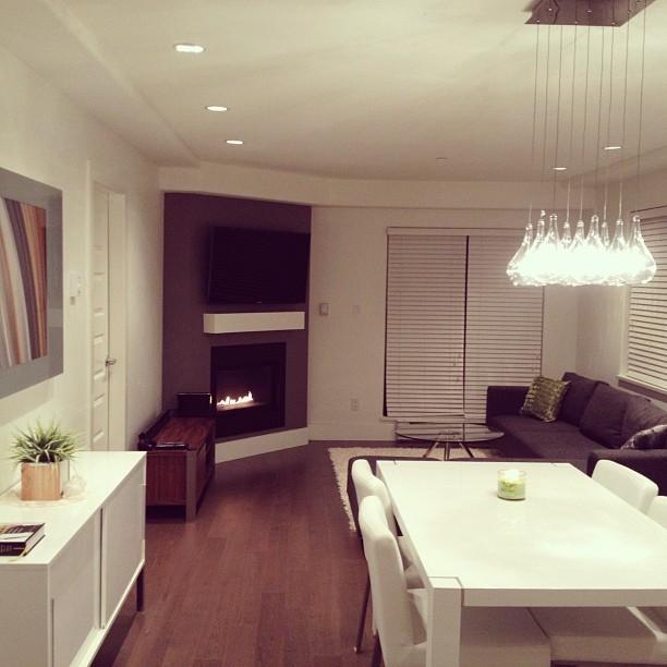 Condo simple small house plans modern for Simple condo design