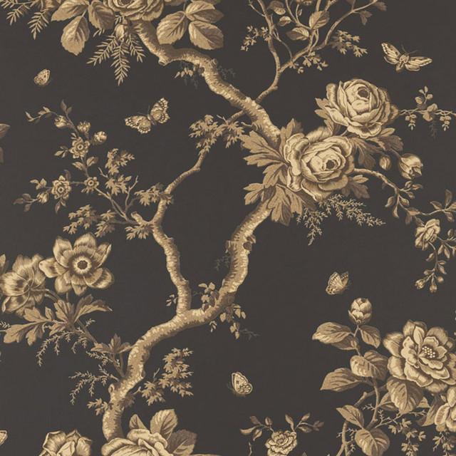 Ralph lauren designer wallpaper wallpaper ashfield floral - Ralph lauren wallpaper ...