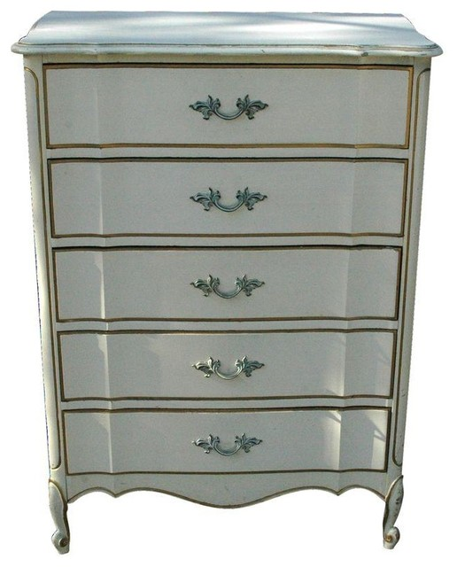 Dixie French Provincial Dresser Modern Dressers By