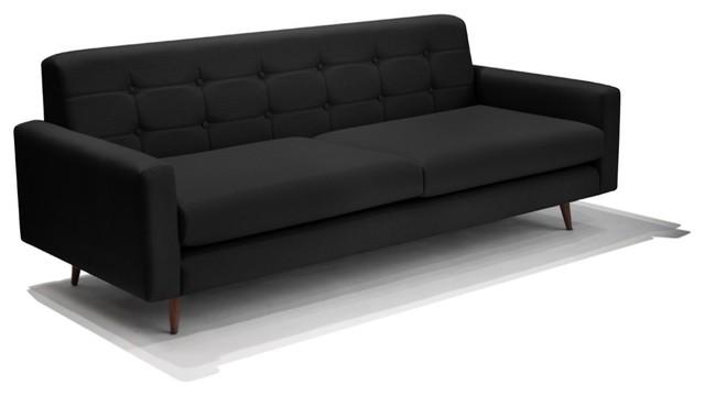 Esstisch Sofa Modern ~ Chelsea Modern Sofa, Napa Smoke  Modern  Sofas  by The Elite Home