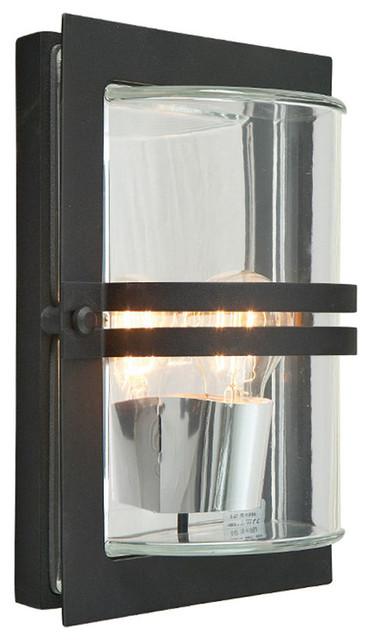 Applique mural basel moderne luminaire xt rieur et for Luminaire exterieur moderne