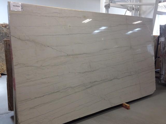 perla bianca contemporary kitchen countertops miami