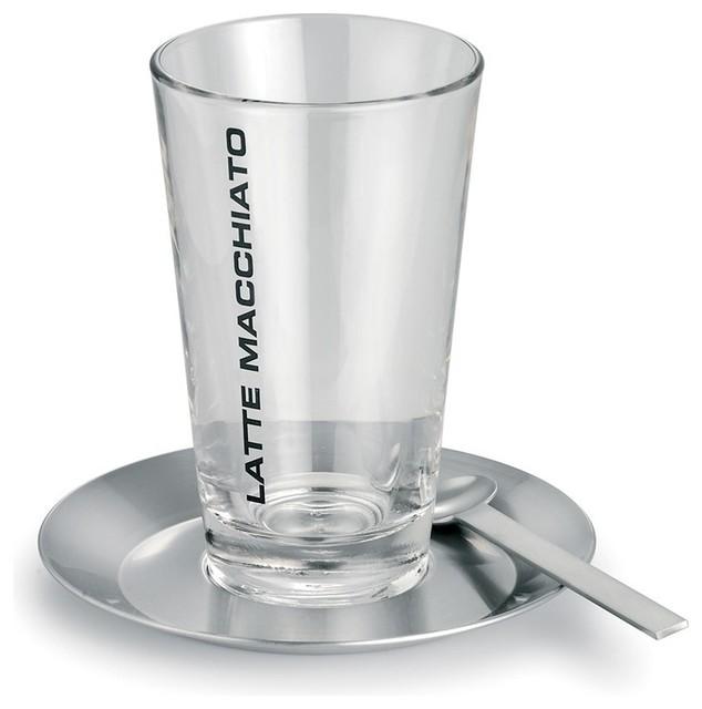 Blomus Latte Macchiato Set - Modern - Mugs - by LBC Lighting