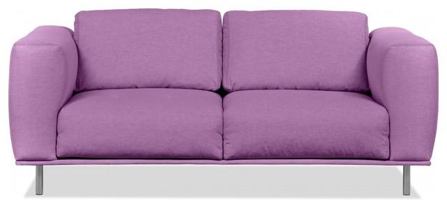 2 sitzer sofa liberty flieder modern sofas by fashion4home gmbh. Black Bedroom Furniture Sets. Home Design Ideas