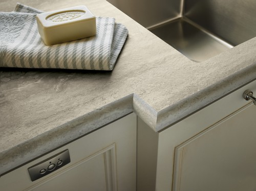 3458 Travertine Silver 180fx® with Ogee IdealEdge™