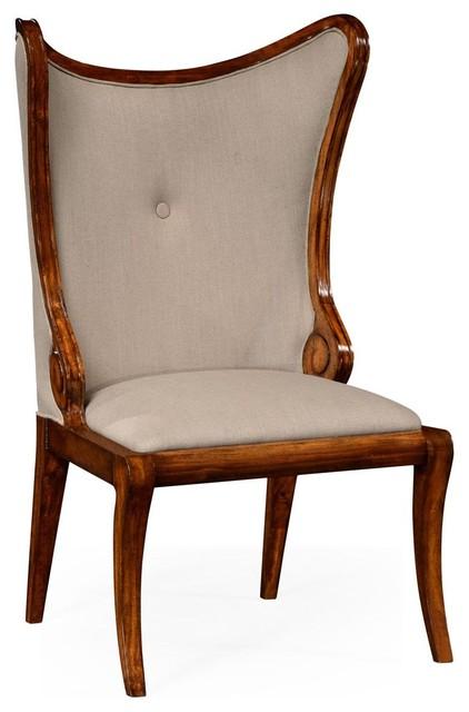 Jonathan Charles High Back Upholstery Traditional