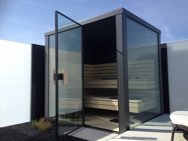 atlas sauna cube. Black Bedroom Furniture Sets. Home Design Ideas