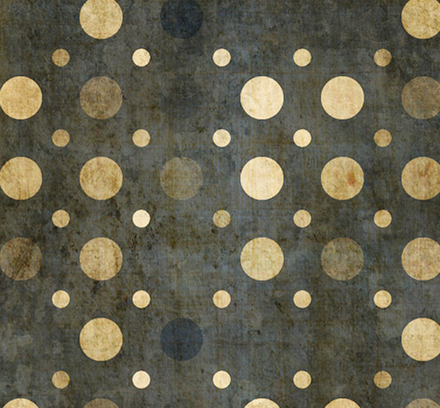 Removable wallpaper weathered dots peel stick self for Orange peel and stick wallpaper