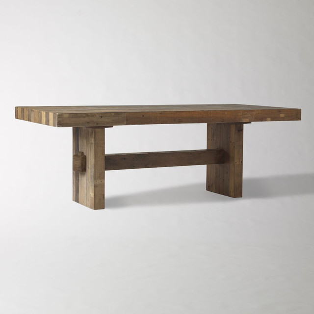 emmerson dining table industrial dining tables by
