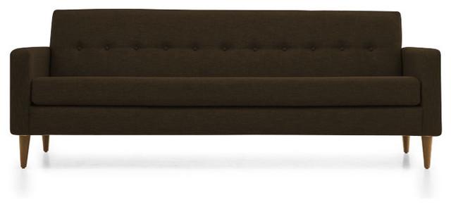 Korver Sofa Key Largo Graphite Brown Midcentury  : midcentury sofas from houzz.com size 640 x 294 jpeg 24kB