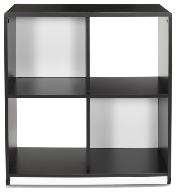 cool meuble de rangement 4 cases tag re contemporary display wall shelves by alin a. Black Bedroom Furniture Sets. Home Design Ideas