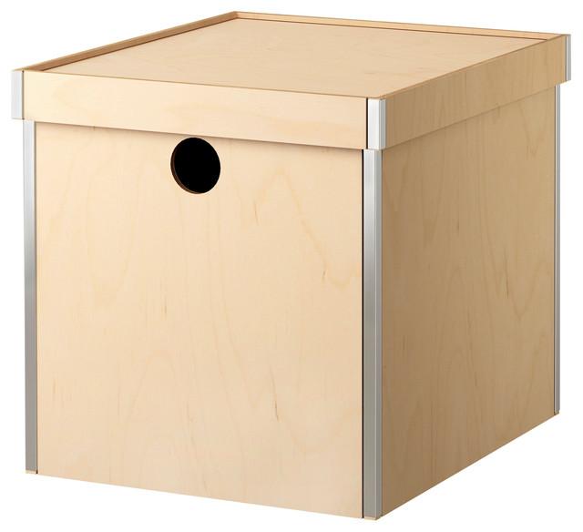 Storage boxes ikea for Large toy box ikea