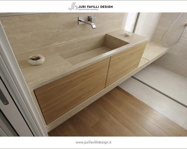Quando Il Camino Diventa Elemento Di Design : Lavabo carlo quando il bagno diventa su misura