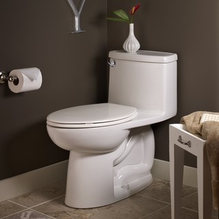 American Standard Compact Cadet 3 Flowise One Piece Toilet