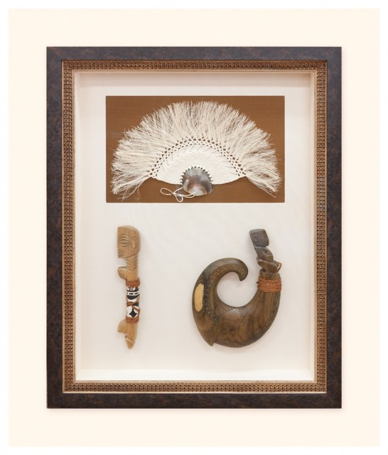 Artifacts from FIJI - los angeles - by Fine Arts Framing