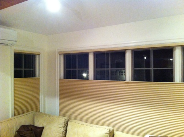 duette honeycomb shades new york by breslow home