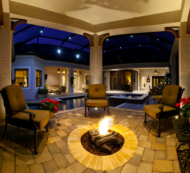 John Cannon Homes Private Residence In Lakewood Ranch Florida Traditional Tampa By John