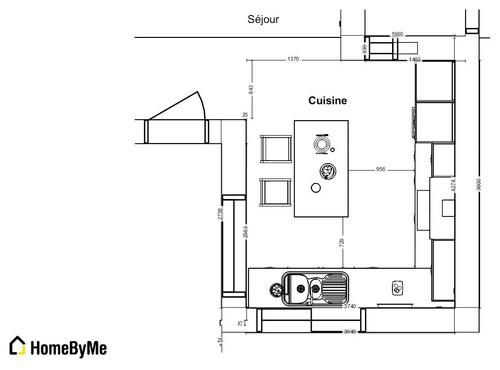 norme hauteur meuble haut cuisine cool a quelle hauteur. Black Bedroom Furniture Sets. Home Design Ideas