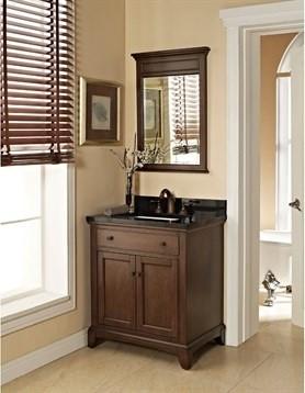 fairmont designs 30 smithfield vanity mink modern bathroom