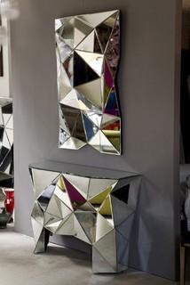 spiegel prisma 120x80cm contemporary mirrors by kare. Black Bedroom Furniture Sets. Home Design Ideas