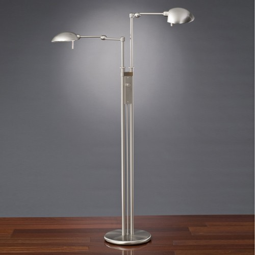 halogen twin light floor lamp no 2505 modern floor lamps. Black Bedroom Furniture Sets. Home Design Ideas