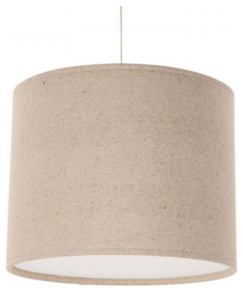 Kobe Large Drum Shade Modern Lamp Shades Los Angeles