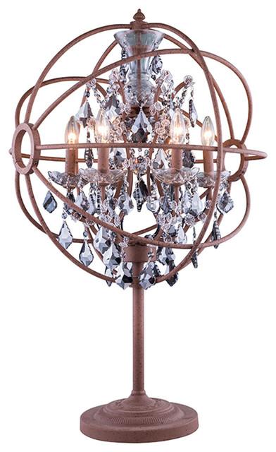 Geneva rustic intent table lamp industrial table lamps for Industrial design table lamps