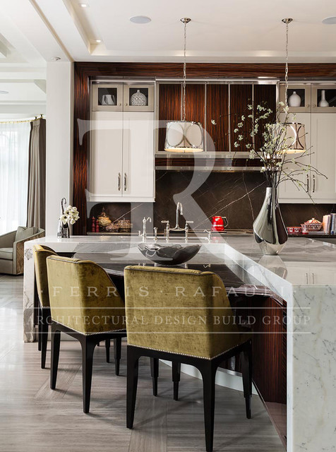 Ultra Luxury Kitchens Toronto Di Ferris Rafauli