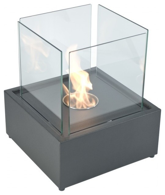 Cube Xl Bio Ethanol Tabletop Fireplace Tabletop Fireplaces Portland By Soothing Company