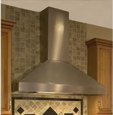 Range hood or microwave vent - How to vent a microwave on an interior wall ...