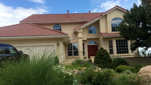 Help Update 80 S Mediterranean With Red Tile Roof To