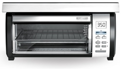 ... SpaceMaker Under-the-Cabinet 4 Slice Toaster Oven · More Info