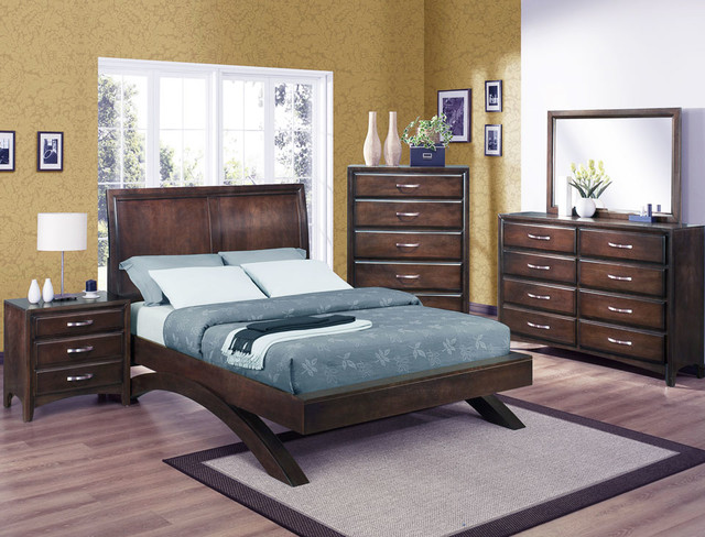 brooklyn bedroom collection contemporary beds san