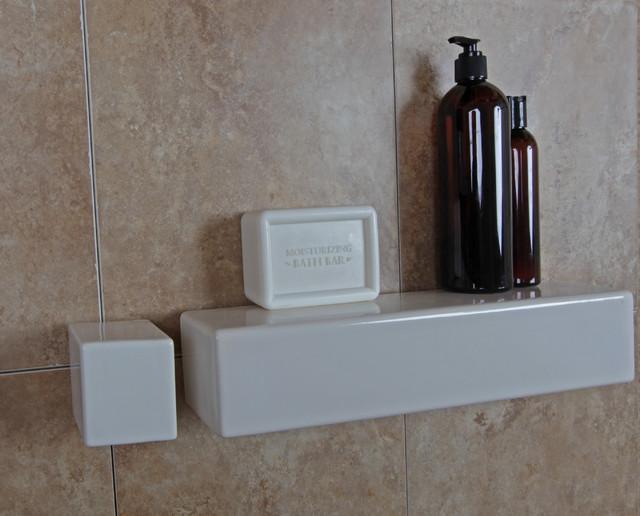 Bathroom Niche amp Shelf Store Modern Shower Caddies