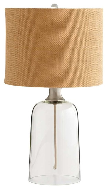 Cyan Design Glass House Table Lamp Clear Farmhouse Table Lamps by Vira