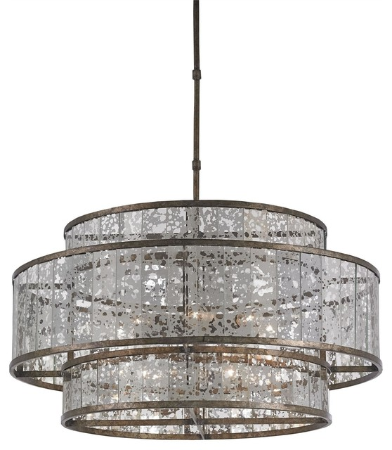 Currey And Company Lotus Chandelier: Currey And Company Fantine Chandelier