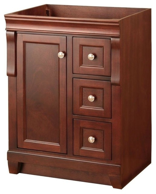 naples vanity cabinet only tobacco 24 39 39 wx21 39 39 d