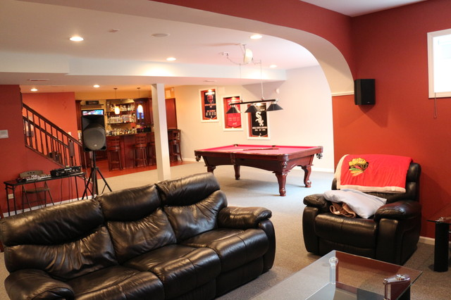 basement remodeling moderno chicago de reliable basement