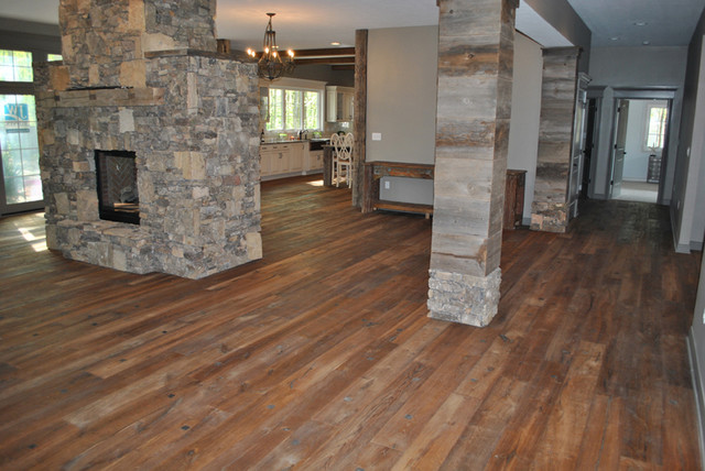 Jack Laurie Home Floor Designs Castle Combe Traditional
