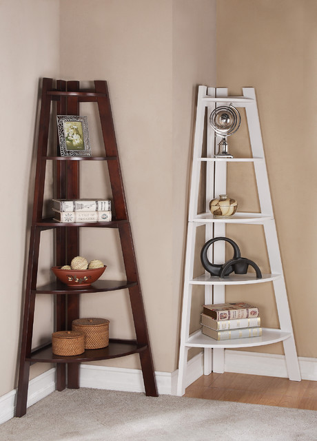 Corner Shelf - Contemporary - Display And Wall Shelves - los angeles - by Sister Furniture