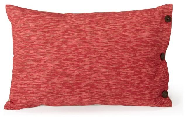 twist tex coussin en coton corail chin 40x60cm exotique coussin par alin a mobilier d co. Black Bedroom Furniture Sets. Home Design Ideas
