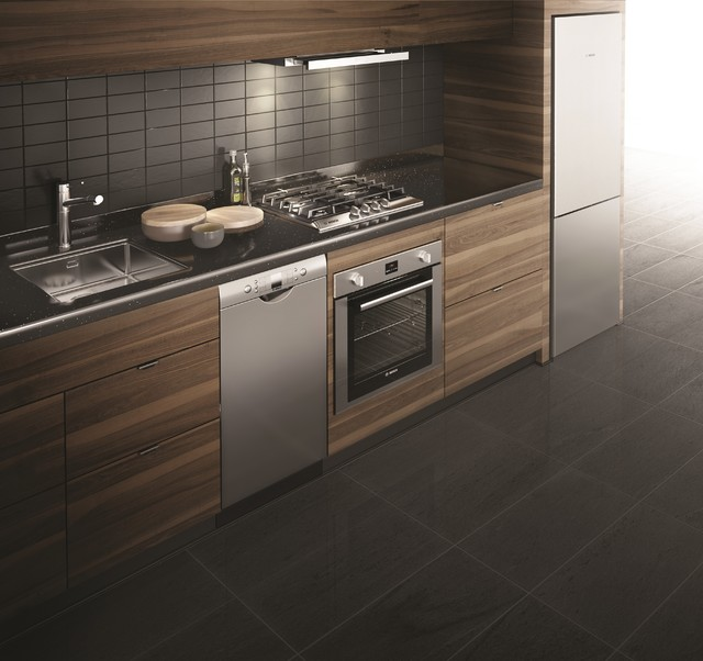 Bosch small spaces kitchens san francisco by bosch home appliances - Small dishwashers for small spaces pict ...
