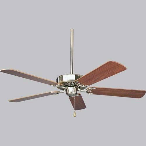 P2501 09 52 Inch Brushed Nickel Ceiling Fan