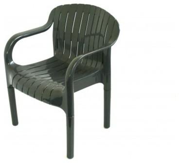 dangari garden chair by pierre paulin for allibert mid century gartensessel other metro. Black Bedroom Furniture Sets. Home Design Ideas