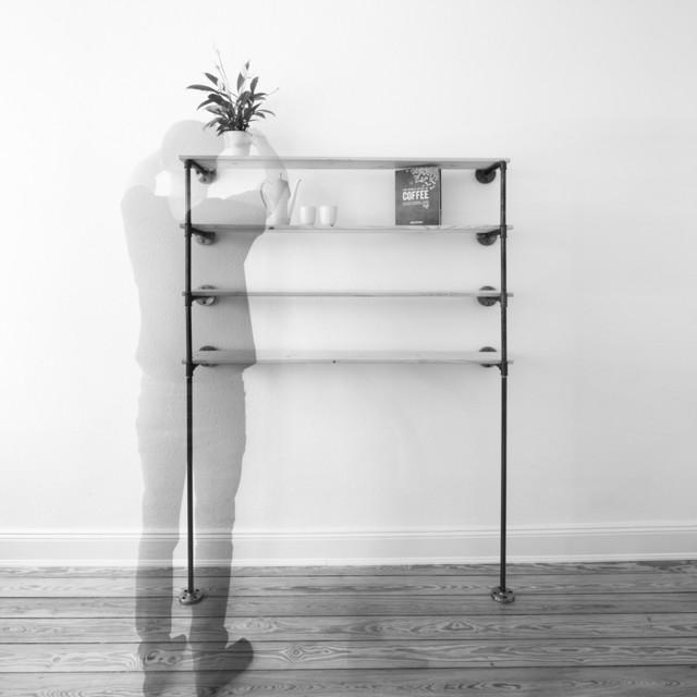 various design aus stahlrohr. Black Bedroom Furniture Sets. Home Design Ideas