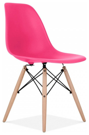 Buy Eiffel Inspired White Amp Pink Dining Chair With Black  : industrial dining chairs from 50han.com size 362 x 551 jpeg 29kB