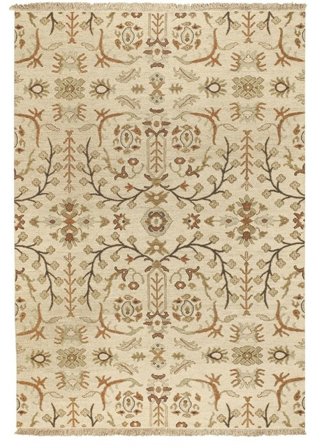 Traditional Sonoma Area Rug Traditional Area Rugs By